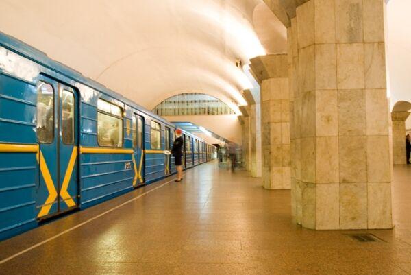 """Станція метро """"Майдан Незалежності"""""""