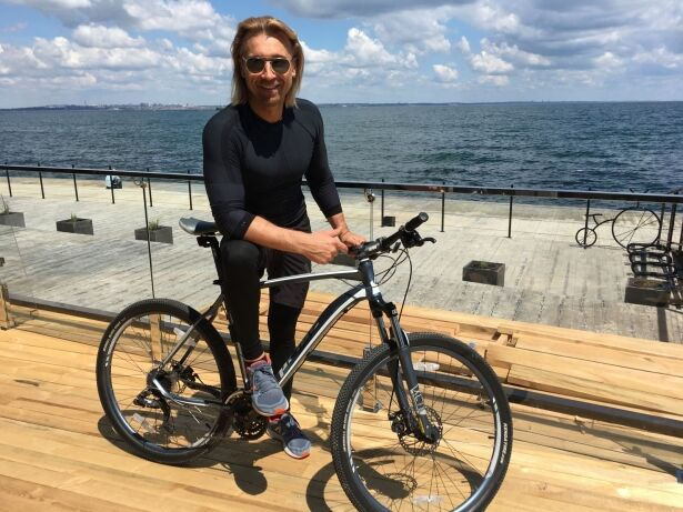 Как выжить велосипедисту в Киеве