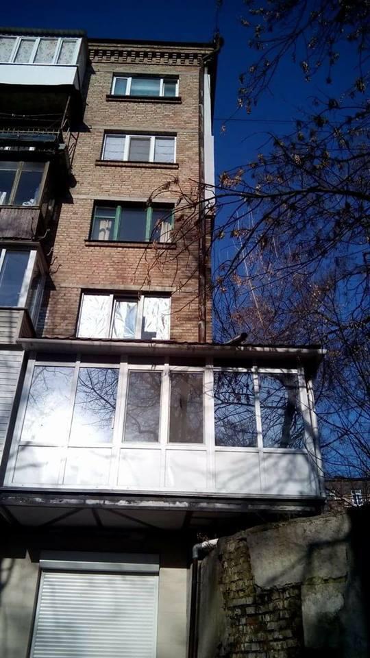 """Киевские """"цари"""": подборка шедевральных балконов"""