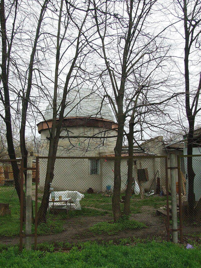 Наблюдательная станция Одесской обсерватории в Крыжановке