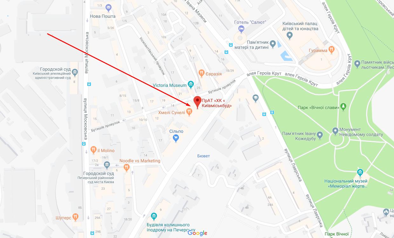 Обстріл в центрі Києва: як там зараз