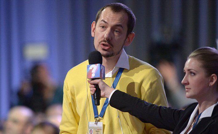 Цимбалюк: в Росії думають, що Україна - нісенітниця