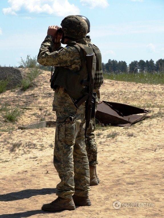 """В 169 учебном центре """"Десна"""" проводились курсы по работе с крупнокалиберными пулеметами (лето 2015 г.)"""