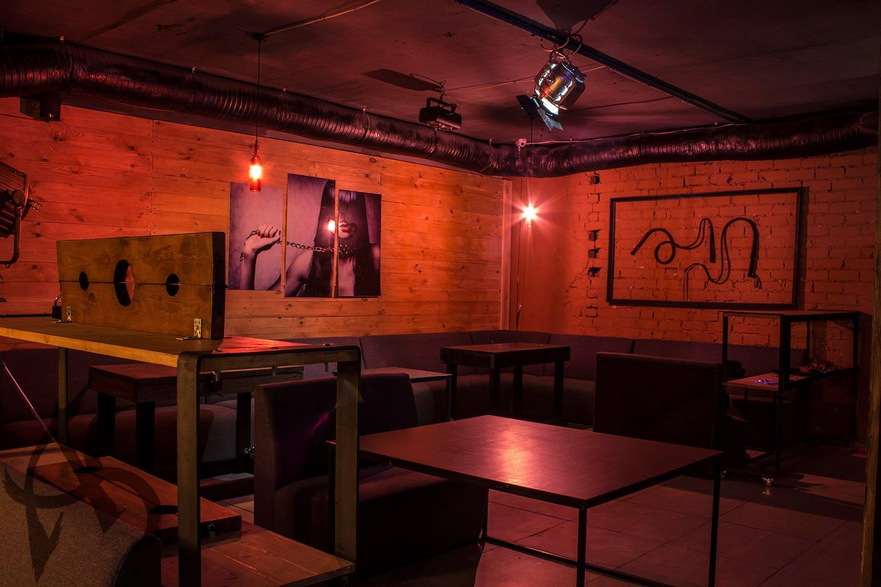 Секс-отель и БДСМ-бары: 5 пикантных заведений Киева