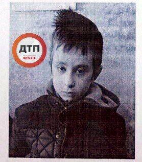 Под Киевом пропал школьник с косоглазием