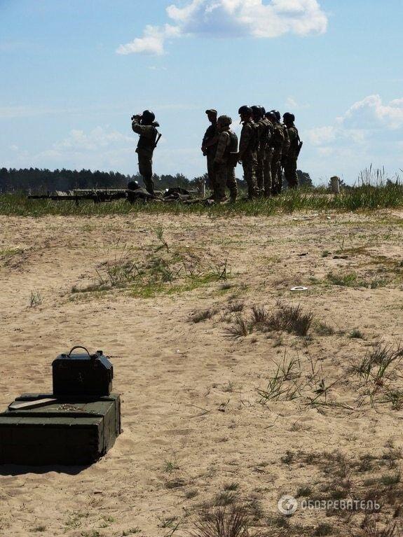 """Раньше курсы по стрельбе из крупнокалиберных пулеметов ДШК проводились в 169 учебном центре """"Десна"""""""