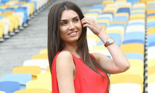 Кристина, жена Руслана Ротаня