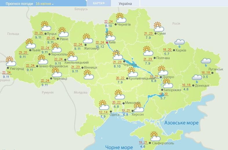 Летняя жара: украинцев порадовали новым прогнозом погоды