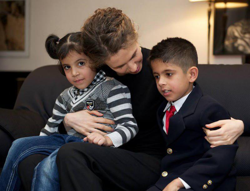 Діти Асада відпочивали в Криму: як вони виглядають
