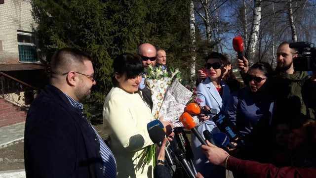 Любовь Кушинскую помиловал президент