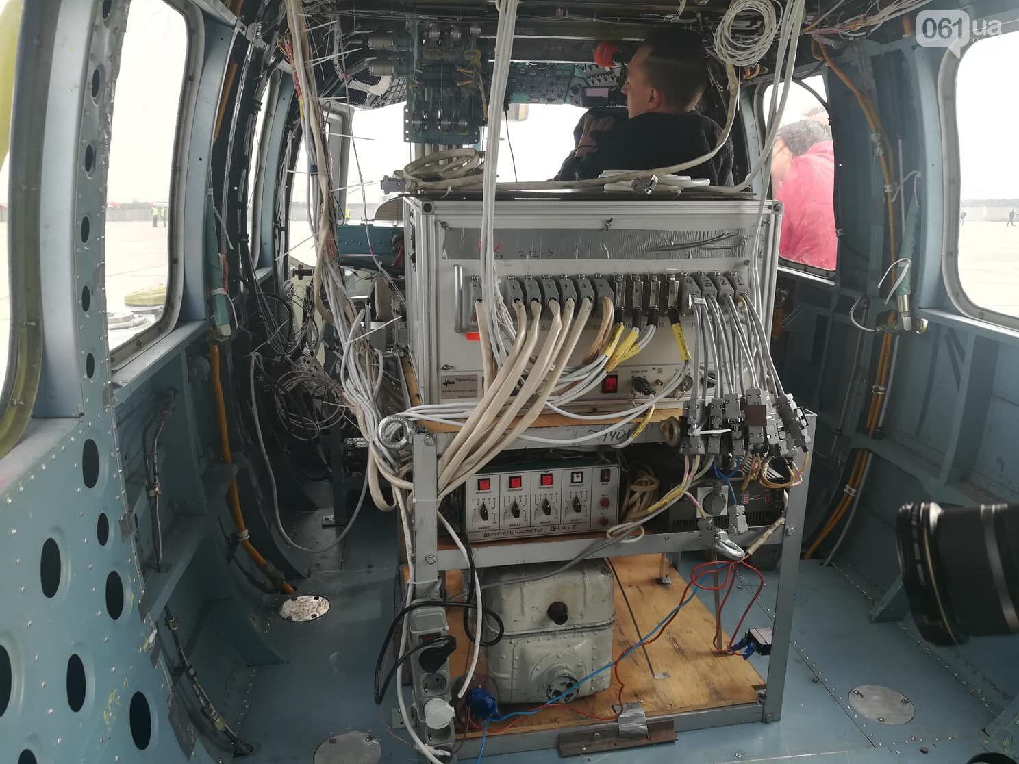 Первый украинский вертолет поднялся в воздух: что о нем известно