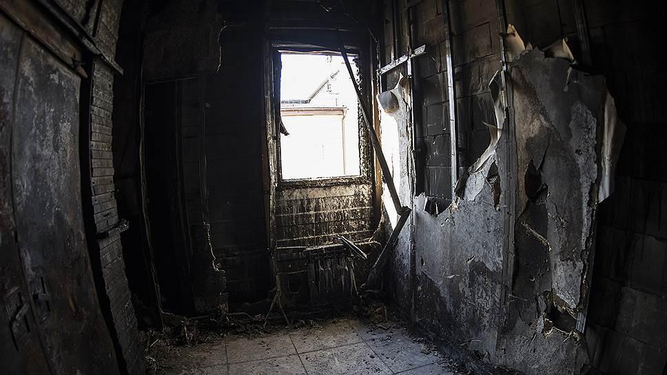Пожар в Кемерово: эксперты назвали причину трагедии