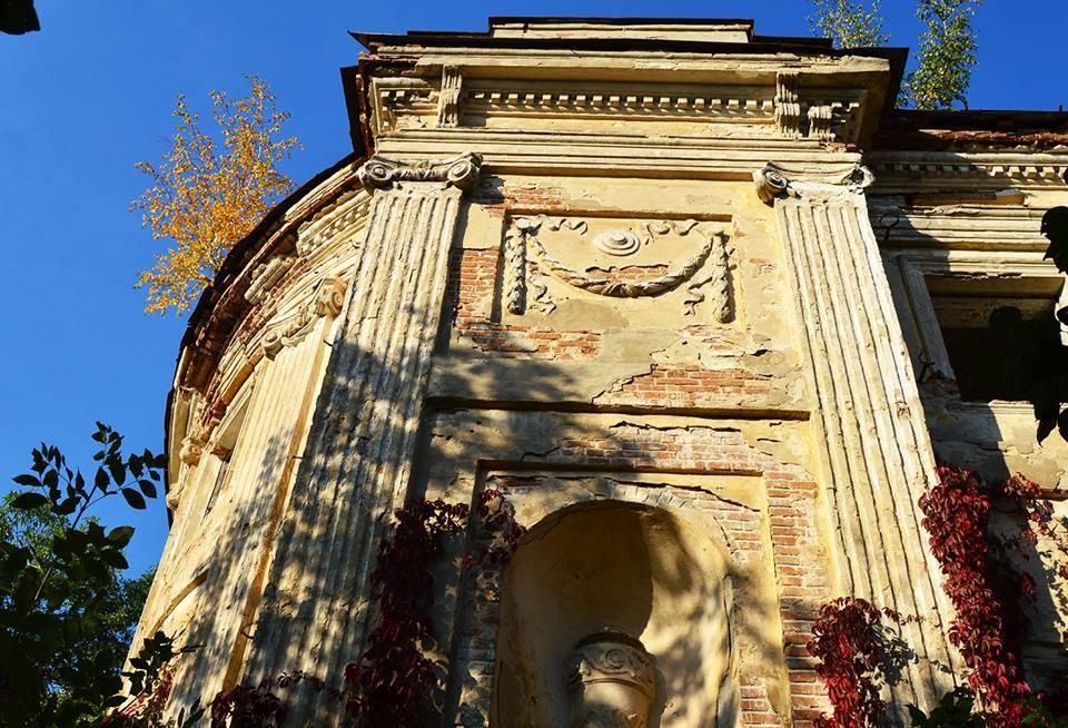 Під Харковом вигоріла старовинна садиба XVIII століття