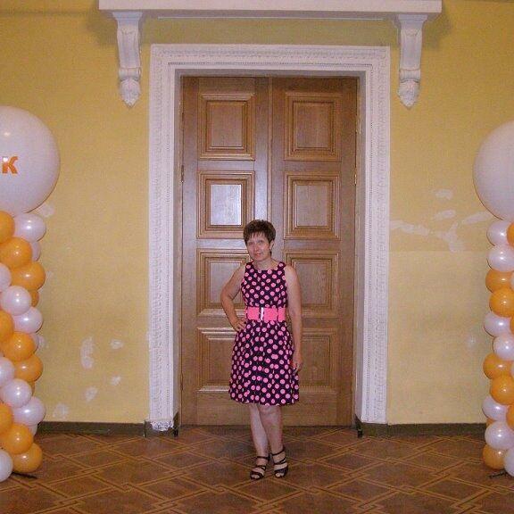 Людмила Стешенко