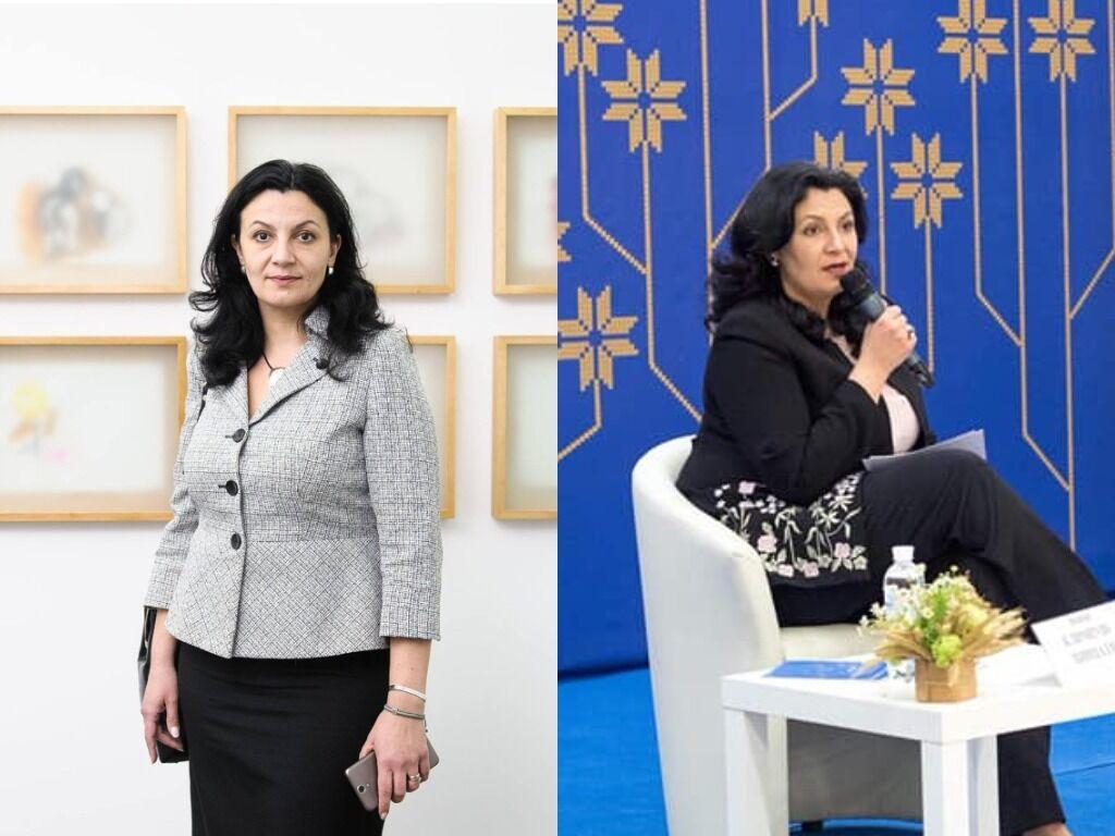 Иванна- Климпуш-Цинцадзе