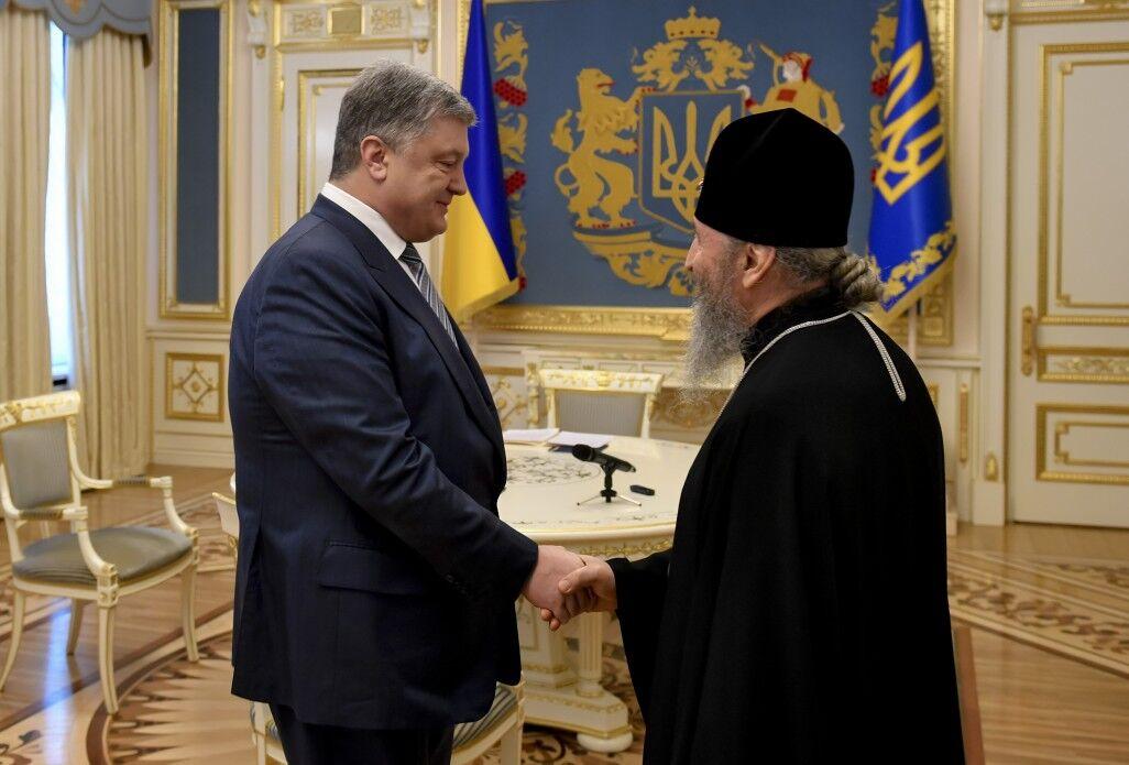 Единая церковь в Украине: Порошенко сообщил о сдвиге