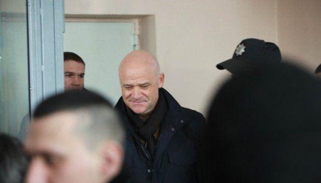 Геннадий Труханов в суде