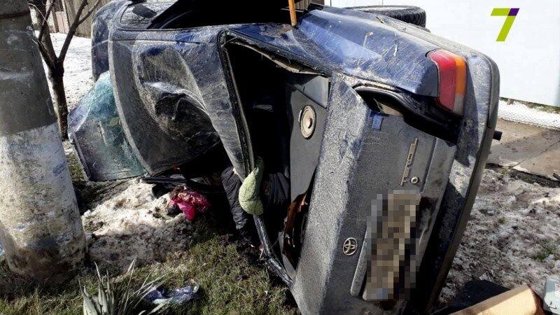 У палаючому автомобілі була сім'я: топ ДТП в Україні за місяць