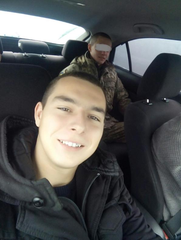 21-річний Олександр Аносов
