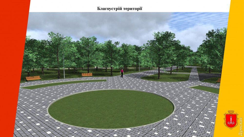 Каскад прудов и аллеи: как изменится дендропарк в Одессе