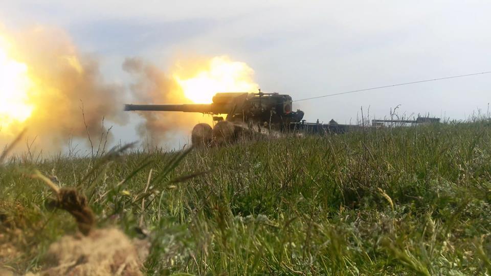 ВМС України подражнили окупантів