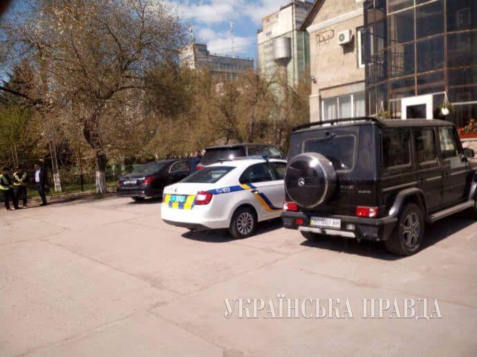 На Тернопільщині побили журналістів під час зйомки