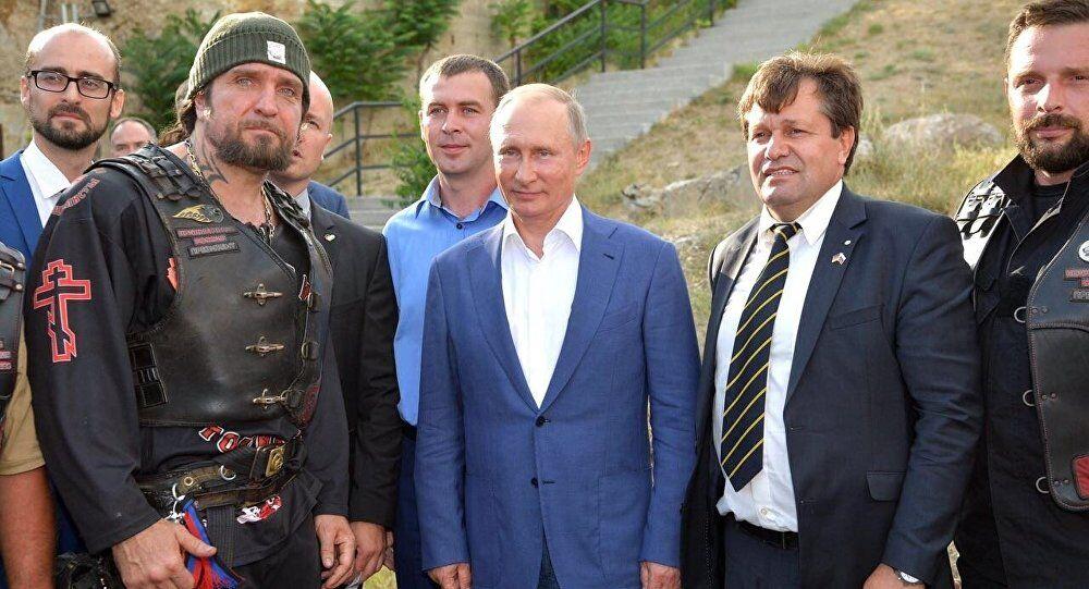 Путін і Маурер в Криму