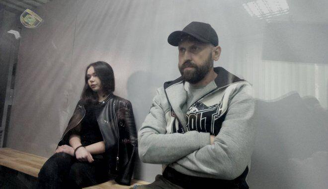 Олена Зайцева і Геннадій Дронов