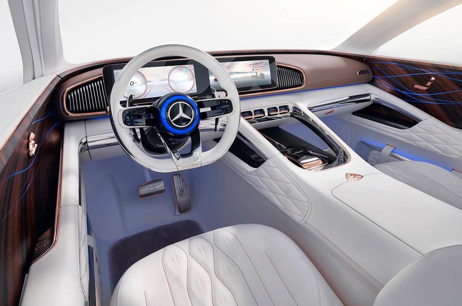 Mercedes-Benz удивил концептом кроссовера