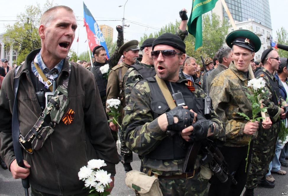 """Донбасс выхаркивает """"совок"""" с кровью – комендант Зайцево"""