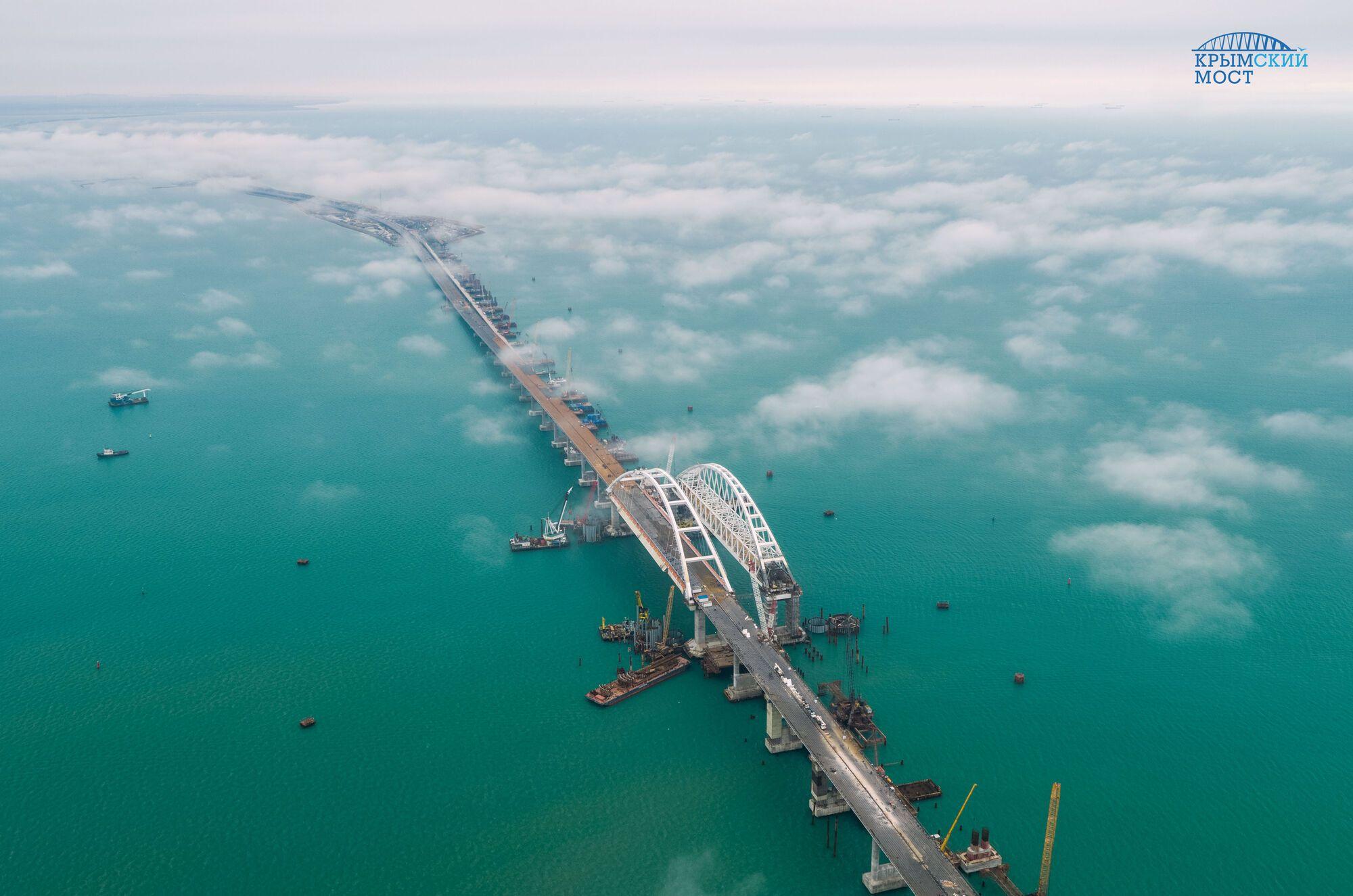 Росія повинна віддати Кримський міст - Чубаров