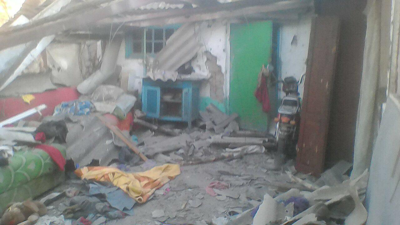 "В ""ДНР"" заявили про потужний удар по населенню"