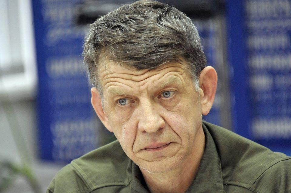Командир батальйону імені Кульчицького Віктор Толочко