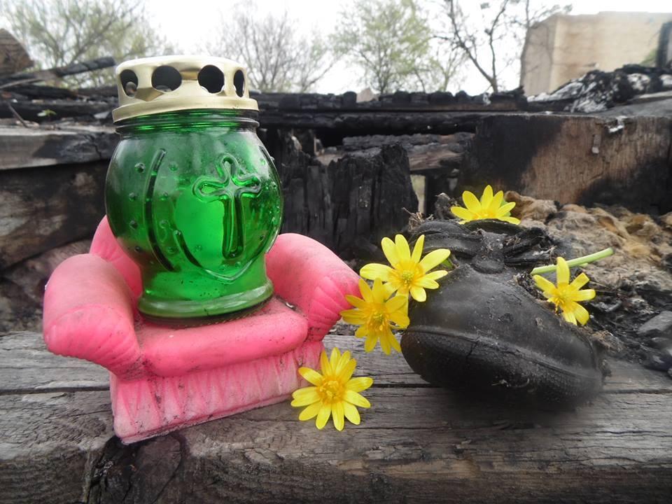 """""""Діти згоріли живцем"""": у Києві роми розповіли про знищення їх будинків"""