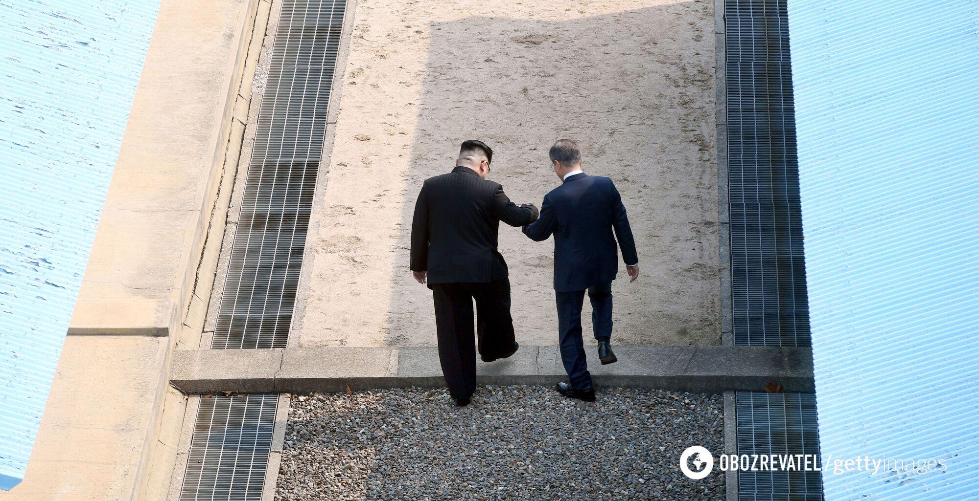 Главы КНДР и Южной Кореи провели историческую встречу: все подробности
