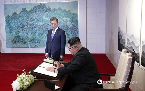 Лидеры КНДР и Южной Кореи назвали дату окончания войны