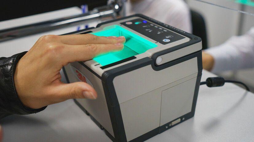 Как работает биометрический контроль в Украине