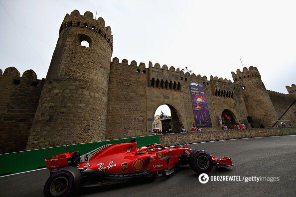 Гран-прі Азербайджану