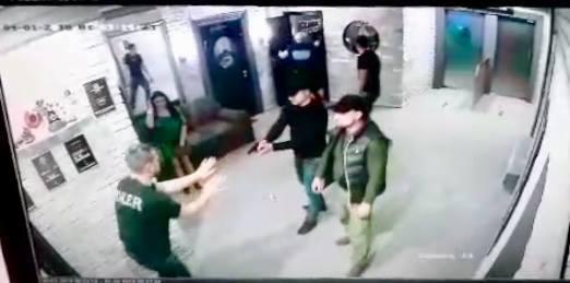 """Стрельба в Ивано-Франковске: задержаны """"антикоррупционеры"""""""