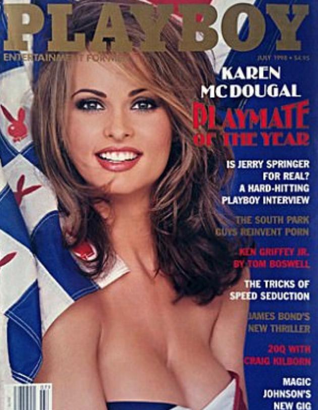Секс з Трампом: модель Playboy поділилася інтимними подробицями