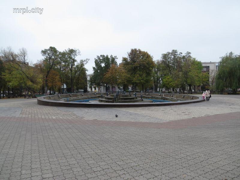 В Мариуполе раньше времени запустят фонтаны