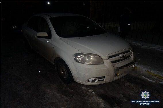 В Киеве произошло зверское нападение на таксиста