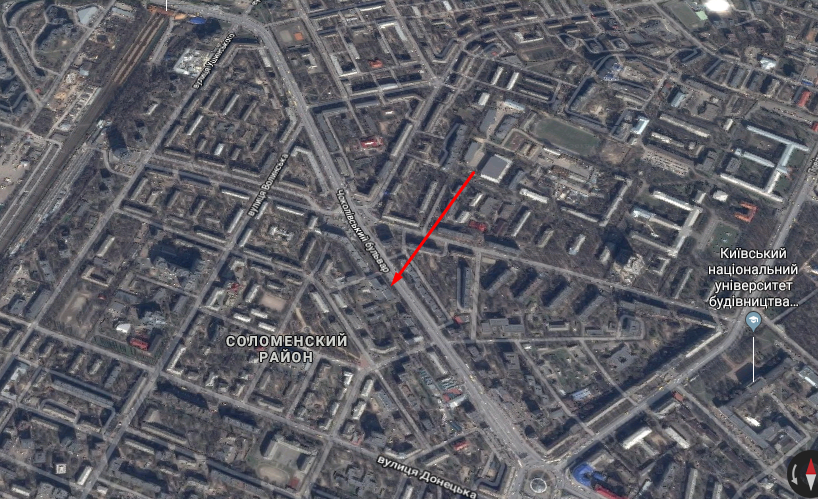 У Києві стався розбійний напад на обмінник