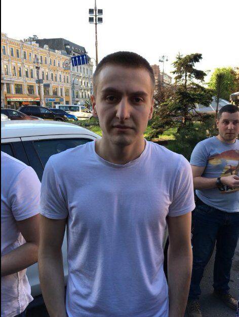 Побиття Найєма в Києві: з'явилися фото і імена затриманих