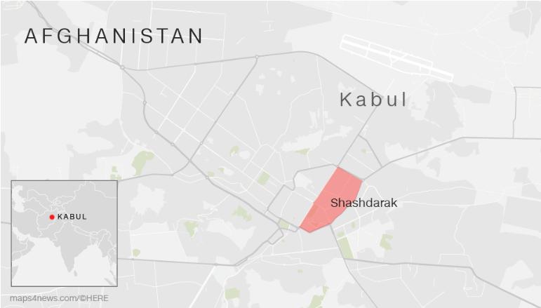 В Кабуле прогремели взрывы: 29 погибших, среди них 8 журналистов