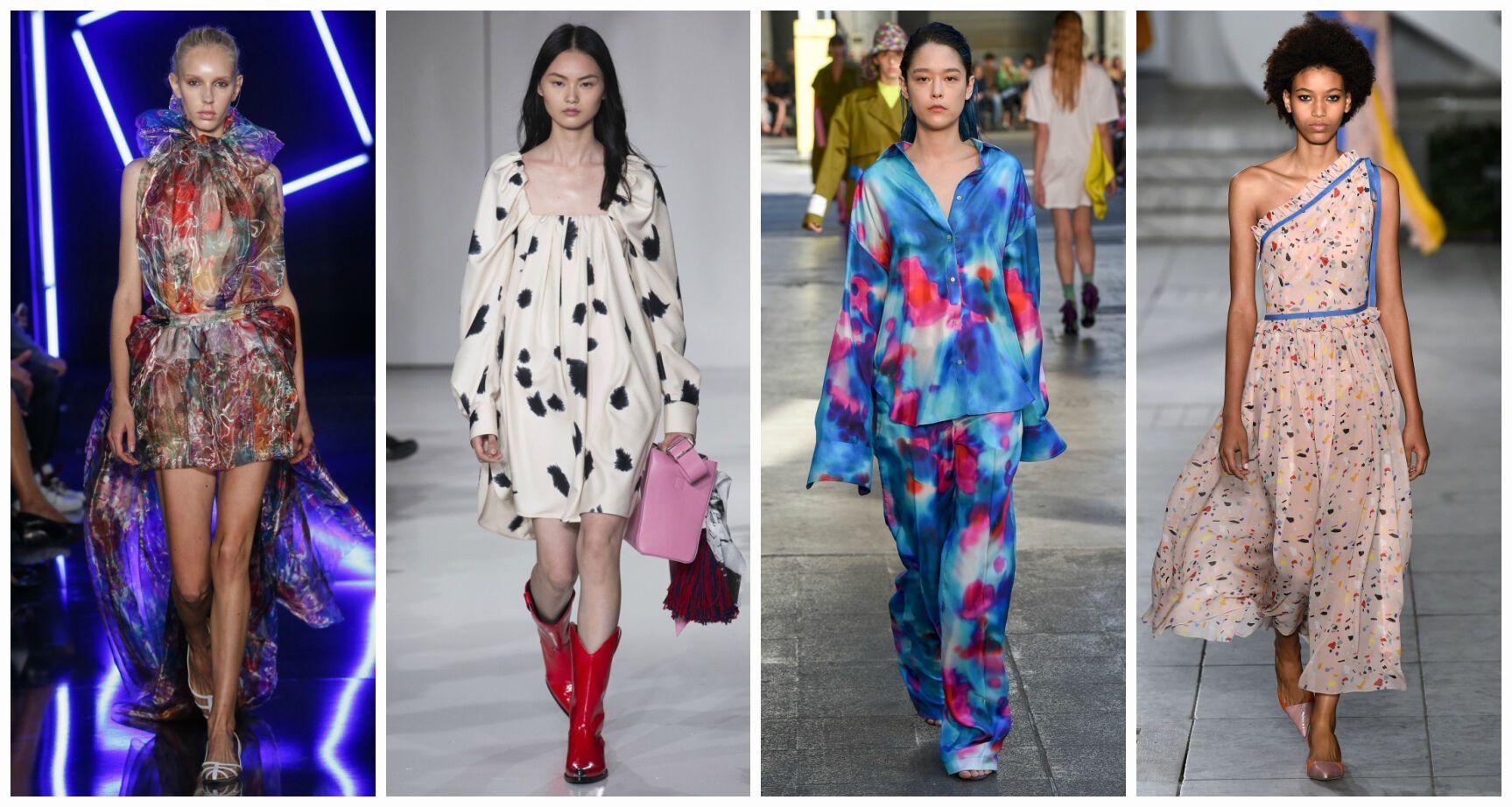 Топ-6 самых модных принтов сезона весна-лето