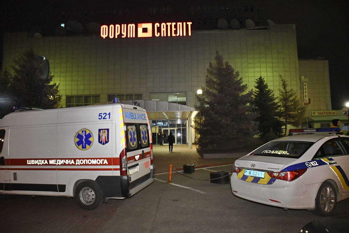 У Києві жорстоко побили продюсера телеканалу