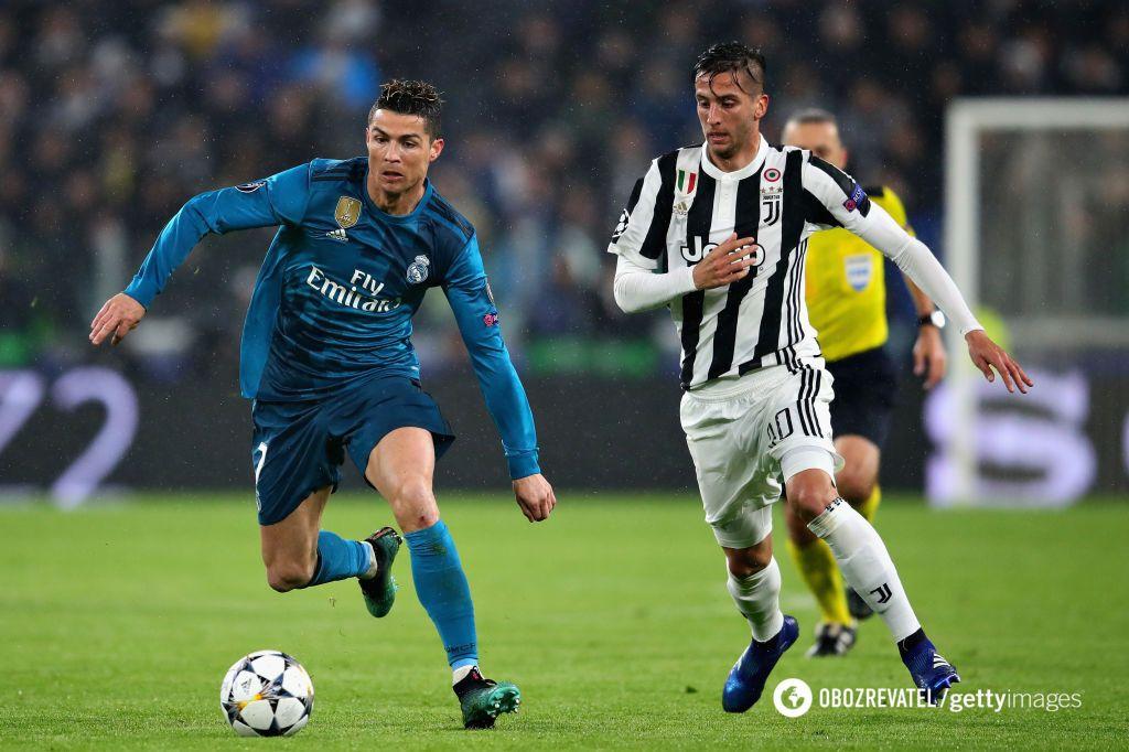 Космическое шоу от Роналду: в Европе стартовал четвертьфинал ЛЧ
