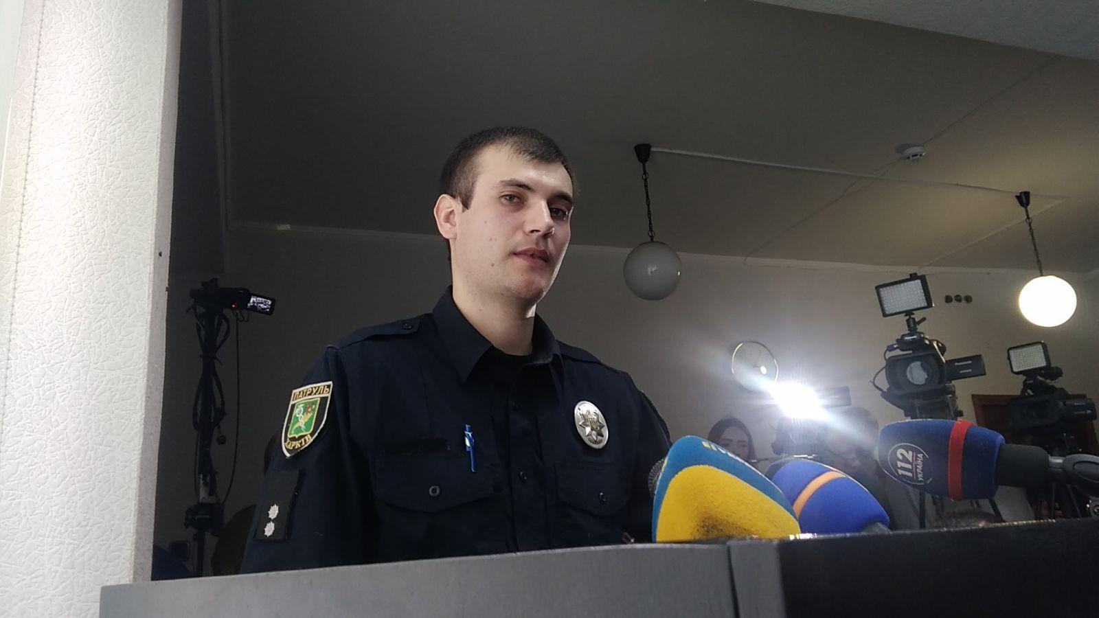 Справа Зайцевої: патрульні розповіли про день трагедії