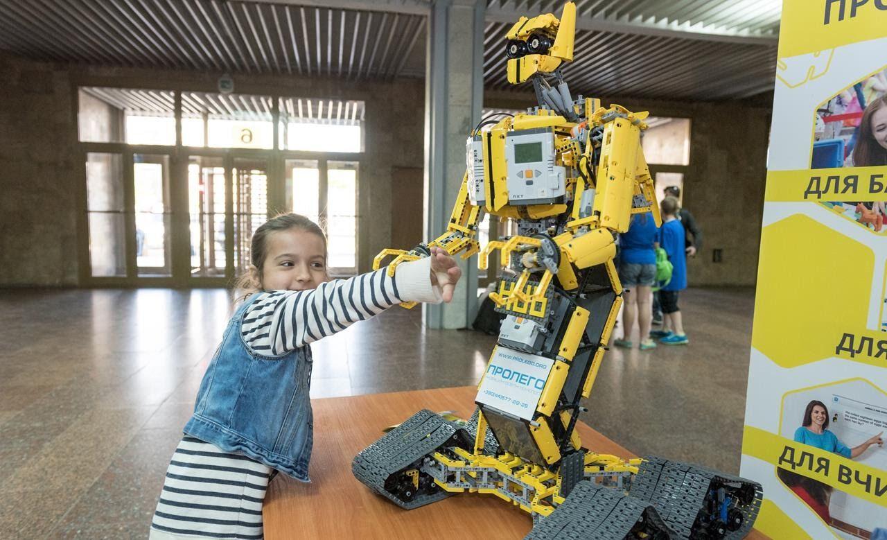 Фестиваль Robotica 2018, 12.05-13.05